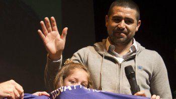 Juan Román Riquelme hablo de su decisión y de la postergación para mitad del año que viene de su partido despedida.