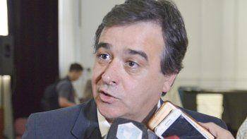 Andrés Meiszner, ministro de Educación de Chubut.