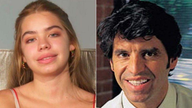 Anna Chiara denunció formalmente a su padre por abuso sexual agravado