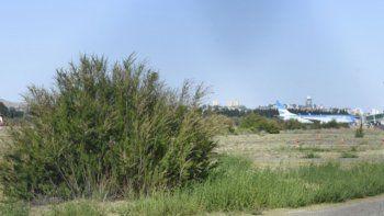 El aeropuerto de Neuquén recauda mucho