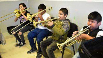 Bandas Infanto juveniles brindan concierto gratis