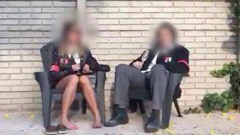 Indignación por el video escolar que se burla del Holocausto