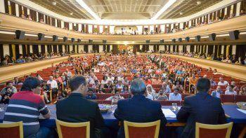 Gran convocatoria en la Asamblea Anual de Delegados de la SCPL