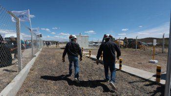 se inauguro el primer tramo del gasoducto de la region sur