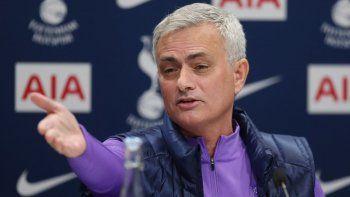 Mourinho ironizó sobre la derrota de River contra Flamengo