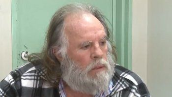 sindicalista pidio volver a la carcel porque no soporta a su familia