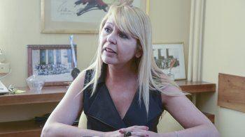 Diana Rearte, supervisora de Nivel Medio.