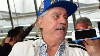 Candidato de Boca tildó de mufa a Riquelme y prometió sacar una tajada de la AFA