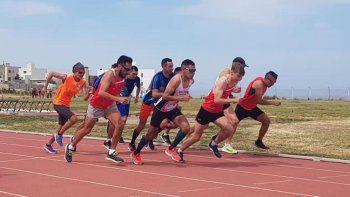 El torneo contó con la presencia de atletas de Santa Cruz y de la zona.