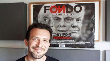 Alejandro Bercovich, el periodista y economista que realizó el documental Fondo, otra vez la misma receta.