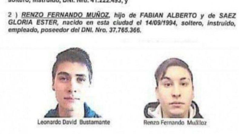 Alexis Cuevas: ordenaron la búsqueda nacional de los dos sospechosos