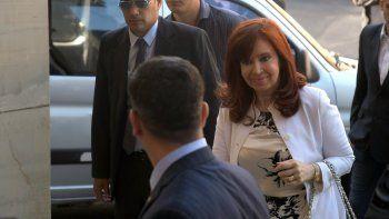 Cristina Fernández declaró cuatro horas en la causa por la obra pública