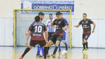 El fútbol de salón mayor ya conoce a los semifinalistas del Clausura.