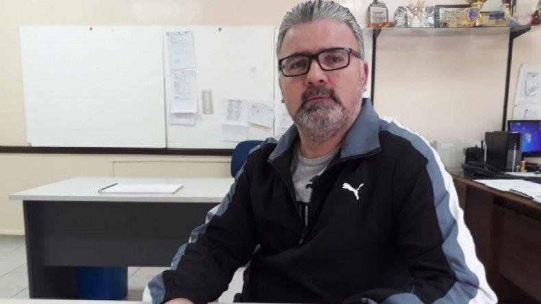 Hernán Martínez fue confirmado como el próximo presidente de Comodoro Deportes