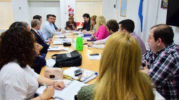 Los concejales analizan un aumento de tarifas escalonado