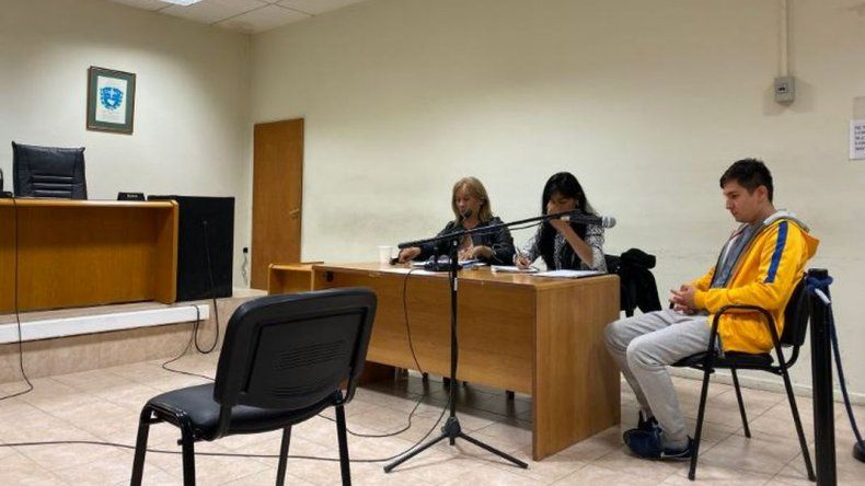 Muñoz declaró que actuó bajo amenaza y culpó del crimen a Bustamante