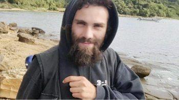 Santiago Maldonado desapareció el 1 de agosto de 2017 y su cuerpo fue encontrado en el río Chubut.