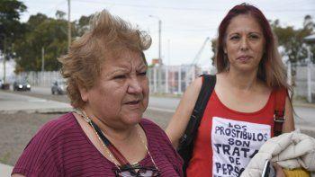 Margarita Meira, la madre que lucha contra la trata de personas estuvo en Comodoro Rivadavia y recorrió prostíbulos.