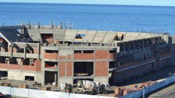 la obra del estadio centenario se reactivaria el proximo ano