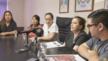 Los pormenores de las jornadas de concientización de lucha contra el SIDA fueron dados a conocer ayer en una rueda de prensa ofrecida en el Hospital Zonal.