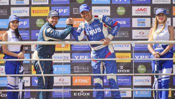 Miguel Baldoni y Marcos Ligato están listos para correr en Carlos Paz la última fecha del Campeonato Argentino de Rally.