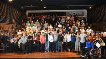 el municipio entrego subsidios a organizaciones, clubes y vecinales