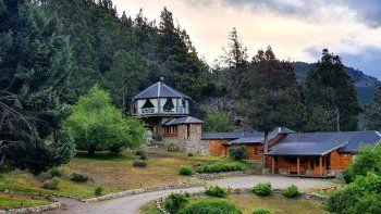 la historia de la casa de te arrayan: el sueno hecho realidad de una inglesa enamorada de la patagonia