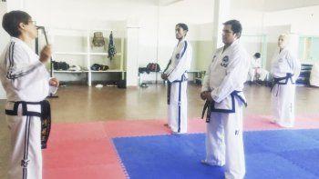 El taekwondo tendrá esta tarde una cita muy importante con la disputa de la primera edición de la Copa Rodolfo Nacer.