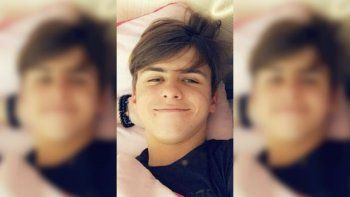 un adolescente de 17 anos murio por hacer un mal movimiento