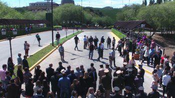 En coincidencia con el 92° aniversario la fundación institucional de El Calafate, el municipio dejó inaugurado un nuevo puente en la Avenida del Libertador.