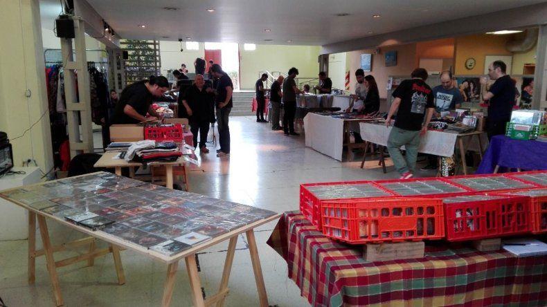 La feria que se realizará hoy en el CEPTur reunirá a coleccionistas de Comodoro Rivadavia