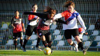 Huracán y Ciudadela ya se conocen en el fútbol femenino.