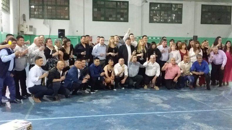 La Comisaría de Km 8 festejó  el Día de la  Policía del Chubut