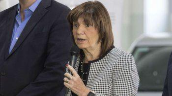 Sin autocrítica, Patricia Bullrich se puso un 10 en su gestión