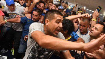 Ameal y Riquelme arrasaron en las elecciones de Boca