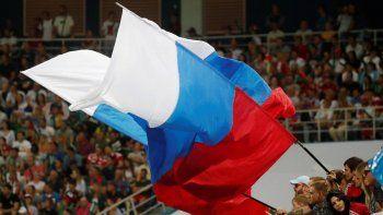 rusia no podra participar de competencias deportivas por 4 anos