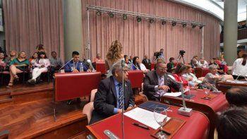 juraron los nuevos diputados provinciales