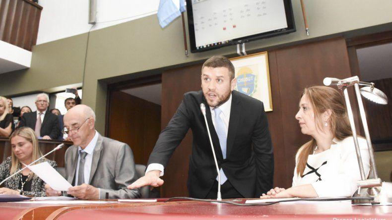 Juan Mario Pais conducirá el bloque de la mayoría en la Legislatura que hoy inicia una nueva etapa.