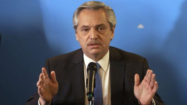 Alberto Fernández: sé que cuento con ustedes, cuenten conmigo