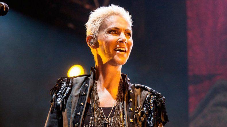 Murió Marie Fredriksson, cantante de Roxette