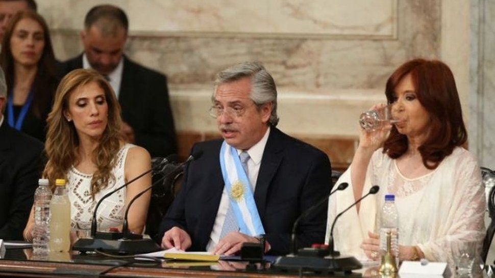 Las primeras medidas que anunció Alberto Fernández