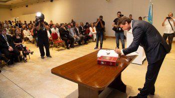 juncos renovo su gestion con algunos cambios en su gabinete