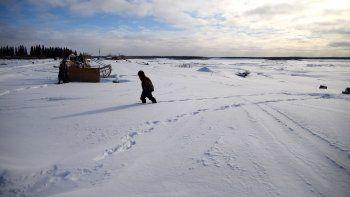 nene de cinco anos salvo a su hermana de morir congelada