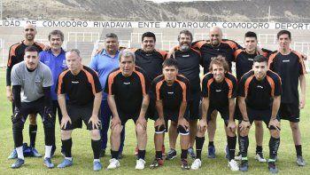 El equipo de la Dirección General de Deportes fue el mejor en la categoría Libres.