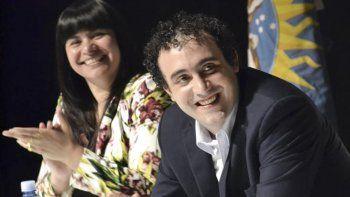 Al asumir su segundo periodo, José María Carambia dijo estar esperanzado en iniciar una nueva etapa de diálogo con el Gobierno provincial.