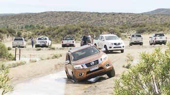 surisan realizo una exclusiva jornada de test drive en comodoro rivadavia