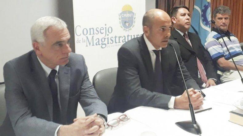 Enrique Maglione es representante de los abogados de la provincia.