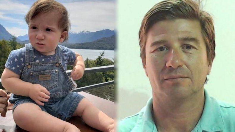 Raptó a su bebé de un año y lo buscan desesperadamente