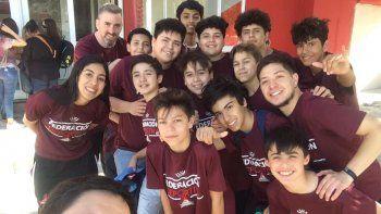 Federación Deportiva llega invicto al Final Four U13 y el sueño de sus chicos es que el título se quede en casa.
