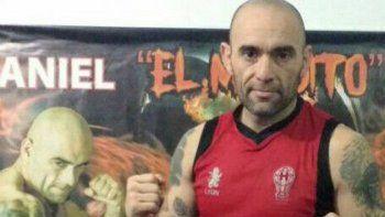 Daniel Alvar se presentará esta noche en el gimnasio municipal 1 con la ilusión de quedarse con el título sudamericano.